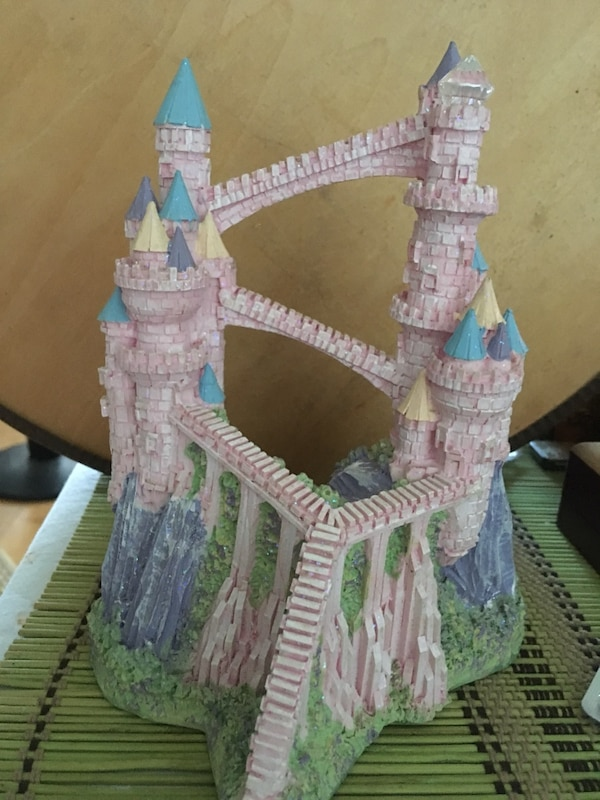Beautiful Castle Heavy From Spoontiques Like New