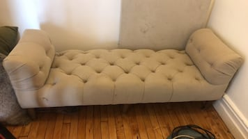 small bench/couch