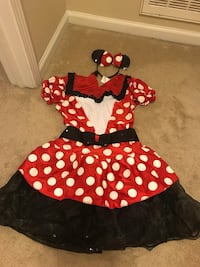 Minnie Mouse Womens Halloween costume Vance, 35490