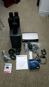Bose Lifestyle 48- 5.1 surround system Mississauga, L4W 4J9