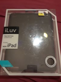 black iLuv iPad case package Washington, 20018