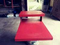 red and black wooden table Kingsport, 37660