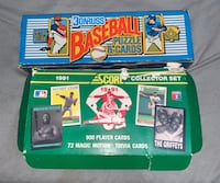 Two boxes of rare and valuable baseball cards  Lexington, 40503