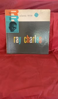 Ray Charles vinyl records. Upper Chichester, 19014