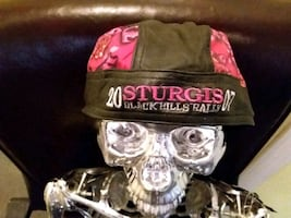 Officially licensed Sturgis 2007 women's Doo rag