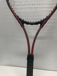 USED TENNIS RACQUETS- WILSON, STAG AND ATOMIC Ajax