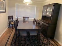 Dining table and china cabinet Las Vegas, 89143