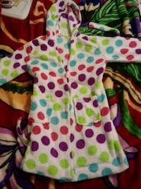 Child's Robe size 10-12 Mobile, 36618
