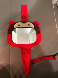 Skip hop monkey baby car back seat mirror Burnaby, V5C
