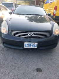 2005 Infinity G35 Coupe. Need Gone ASAP Toronto