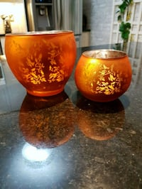 Beautiful candle holders Vaughan, L6A 0K1