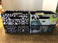 Thirty-One Set of 2 Fold N File $10 for both Manassas