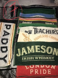 17 vintage bar mats from Europe. Some rare and some not. Good for a bar or man cave. Selling as a set   Kitchener, N2A 1Y9