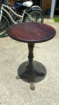 Table made from vintage gumball machine base Haughton, 71037