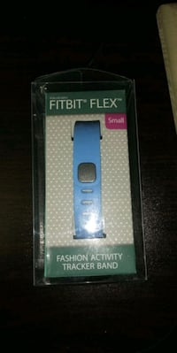 Fitbit flex band.  Frederick