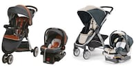 baby's black and gray travel system Yonkers, 10705