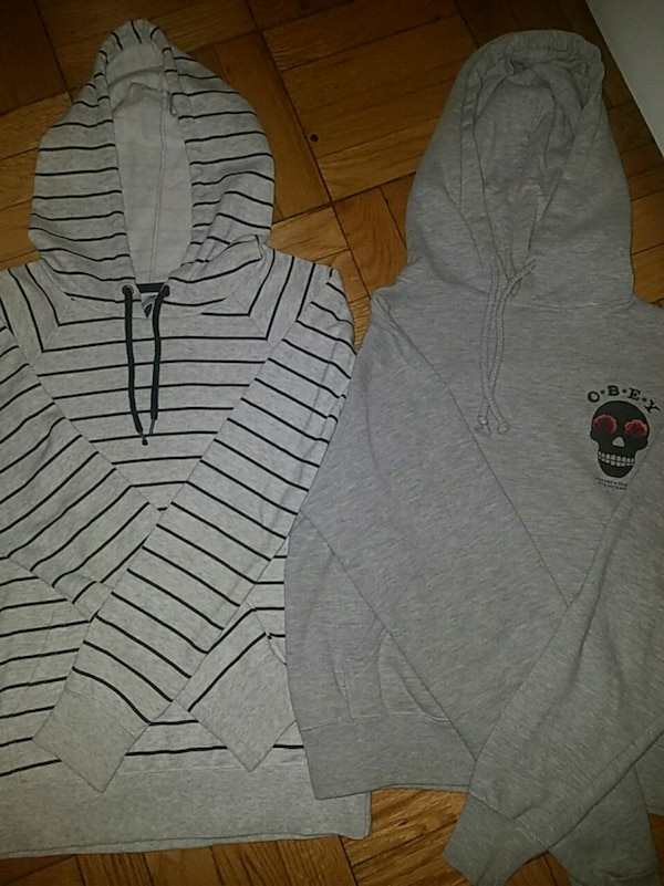 Volcom Stone AND Obey hoodies