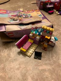 Andrea's bedroom LEGO friends kit 41009 Madison, 35758