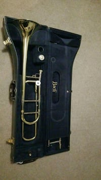 black and gray clarinet in case Fort Worth, 76244