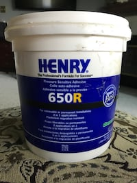 Henry brand adhesive  Centerville, 45458
