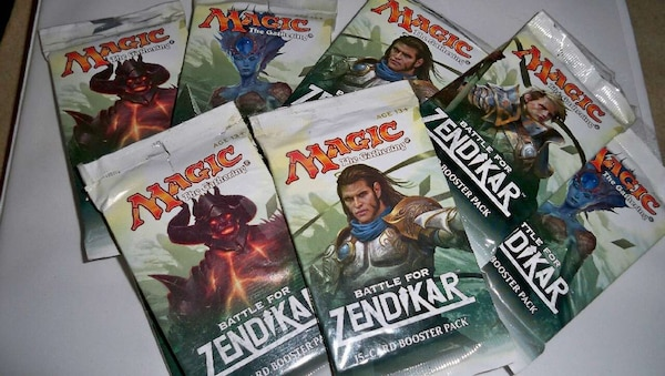 Magic the Gathering BFZ Store Grade REPACKS