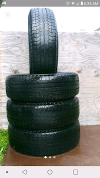 4winter tires micheline30... Laval