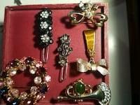 Vintage pins and brooches Surrey, V3W 7Z6