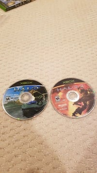 Halo 1 and 2 Louisville