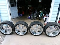 23in Limited Wheels and Tires South Bend, 46635