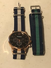 Migeer Watch with an additional strap Chicago, 60605
