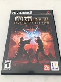 Star Wars episode 3 for Ps2 Whitby