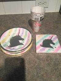 Unicorn party supplies Calgary, T3A 6L3