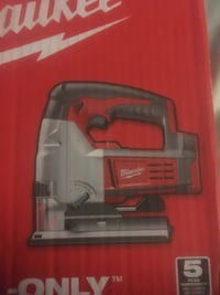 Milwaukee M18 Jig Saw - brand new in box Vallejo, 94590