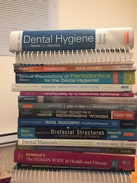 All hygiene books have to go ,,all are new brand North Vancouver, V7N