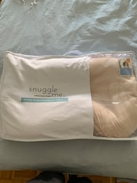Snuggle Me Organic with 2 new extra covers