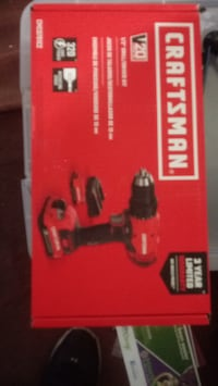 craftsman two battery drill v20 Baltimore