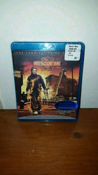 Never been opened Rescue Me Complete Third Season