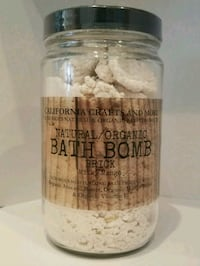 All natural and organic bath bomb brick Victorville, 92395