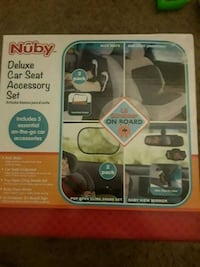 Deluxe  car seat accessory sets New Port Richey, 34654