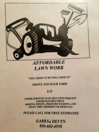 Lawn Care and Land Maintenance Pensacola, 32506