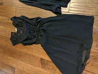 Black dress from Ricki's Kitchener, N2R 1P9