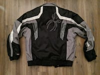 Men's Spyder Ski Jacket Mega warmth and compartments St. Catharines