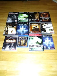 Silent hill collection  Bakersfield