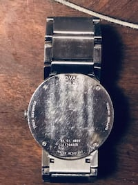 Movado Watch Authentic Swiss Made Park City, 67219