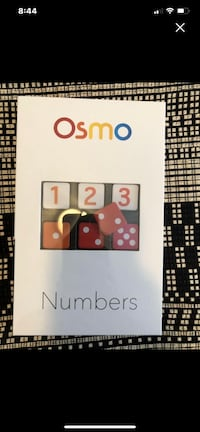 Osmo Numbers Set