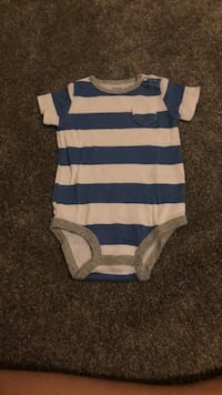carters  6 mo  onesie nwot  Johnson City