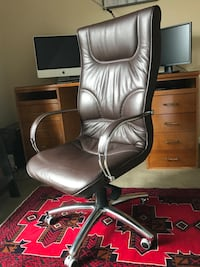 Leather Executive Chair (Imported) Rockville, 20850