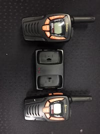 Cobra 2 handset walkie talkies  Mississauga