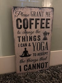 Large yoga wall decor Surrey, V4N 6A2