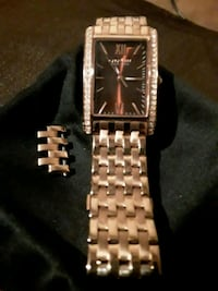 Beautiful Woman's Caravelle watch